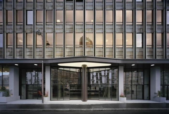 Le M, boulevard Pereire, loué à WeWork.