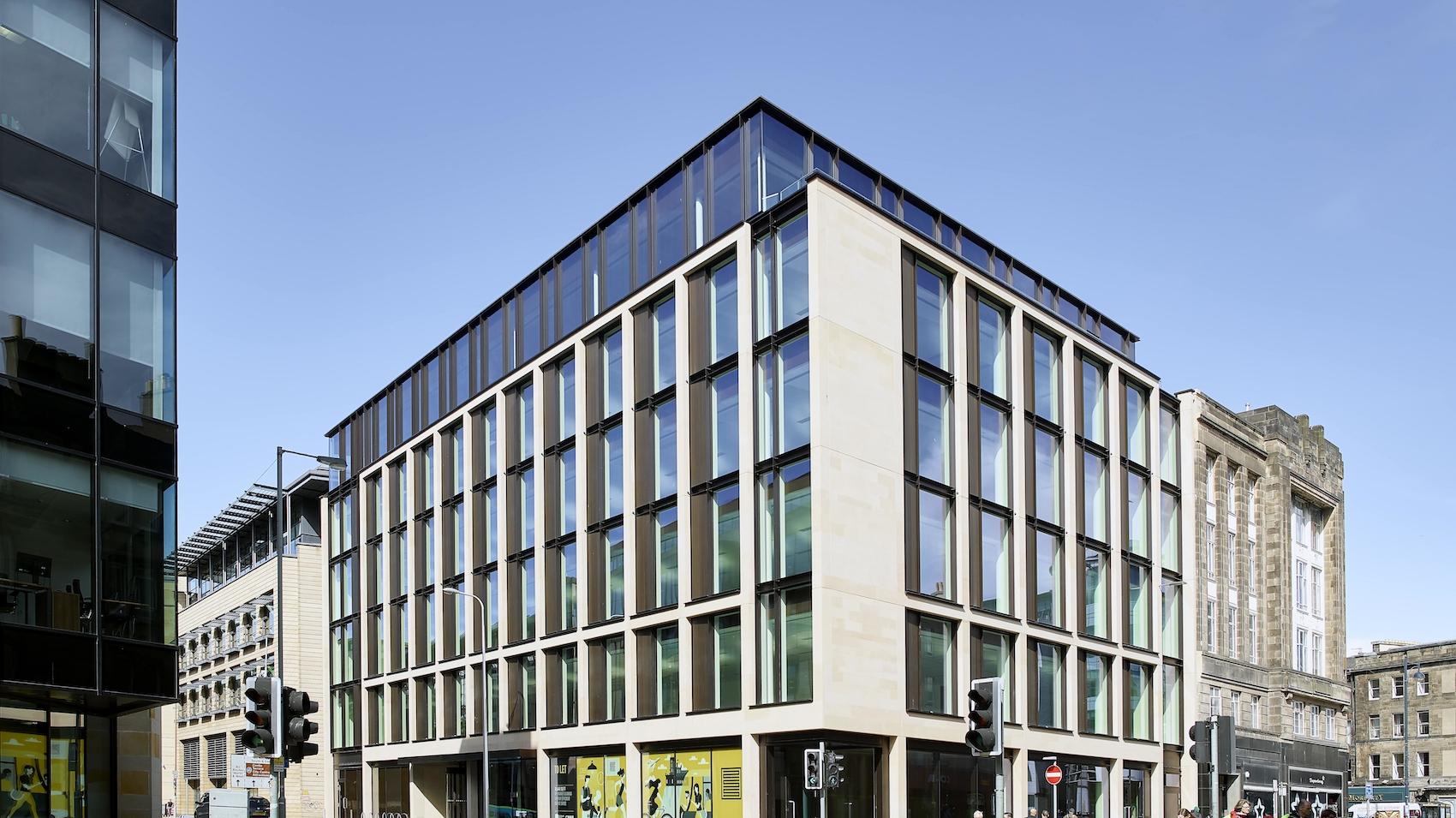 Le2 Semple Street à Édimbourg, acquis par La Française REM