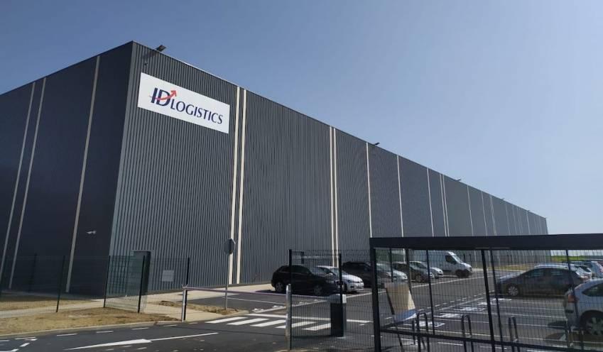 L'entrepôt de Garancières-en-Beauce, occupé par ID Logistics.