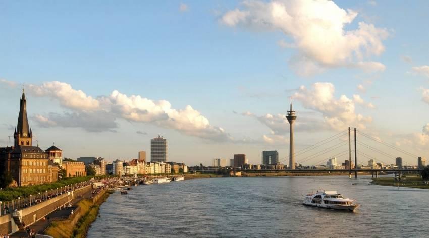 BNP Paribas REIM avance sa SCPI Opus Real à Düsseldorf.