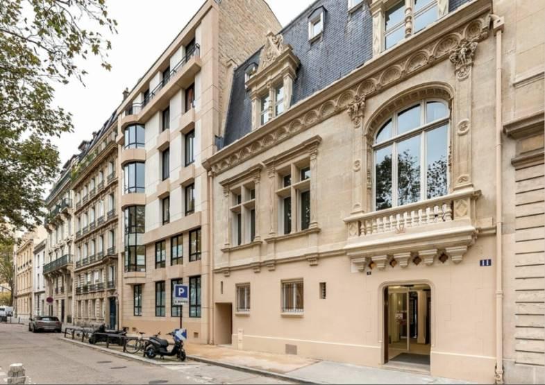 Le 9/11 Villars, dans le 7e arrondissement de Paris.