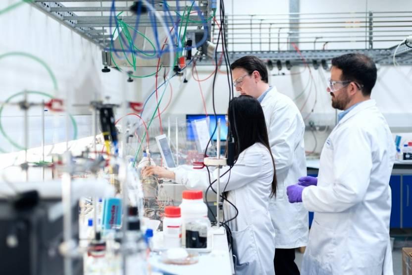 Les actifs de life sciences peuvent se composer de bureaux, accompagnés de laboratoires, de centres de recherche...