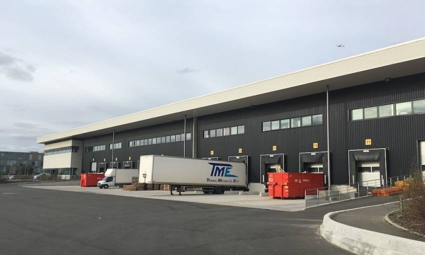 Le Segro Logistics Centre de Gonesse II.