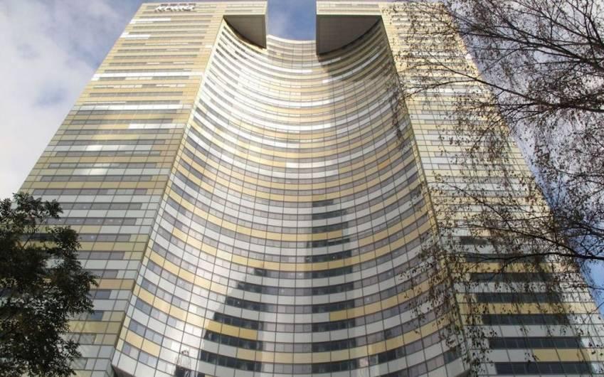 La tour Eqho à La Défense. DR