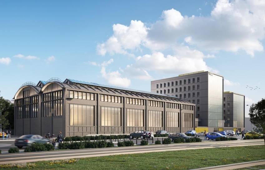 La Forge, à Nantes, un projet d'Eiffage Immobilier repris par Foncière Magellan.