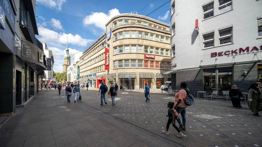 BlueIMvest s'offre un actif à Dortmund, situé sur Ostenhellweg.