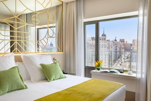 Un établissement de Covivio Hotels à Madrid.