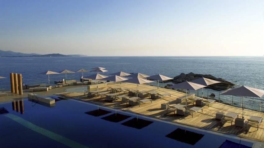 Le Sofitel Golfe D'Ajaccio.