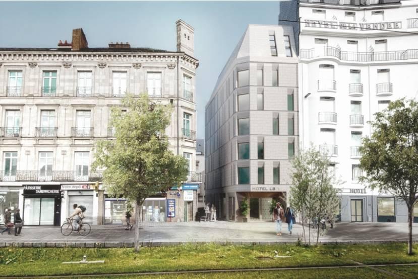 L'hôtel Bourgogne Nantes Gare repris par Extendam et Vicartem.
