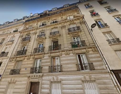 L'un des deux immeubles acquis par le fonds Opéra.