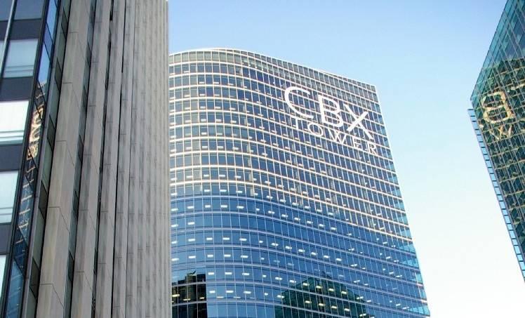 La tour CBX à La Défense, quitte le portefeuille de Tishman Speyer pour la seconde fois.