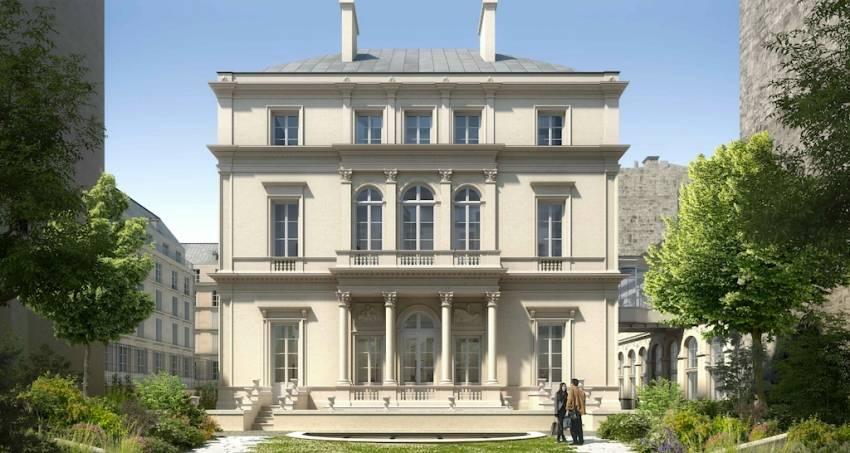 L'ensemble Maison Trévise, dans le 9e arrondissement de Paris.