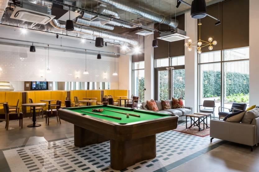 La résidence pour étudiants Chapter White City à Londres, développée par Greystar.