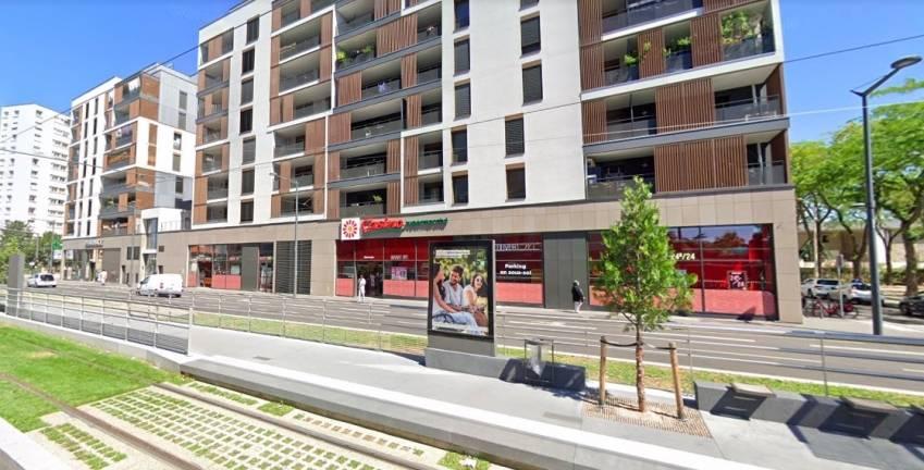 Norma Capital s'offre un portefeuille commercial en pied d'immeuble, Lyon 8.