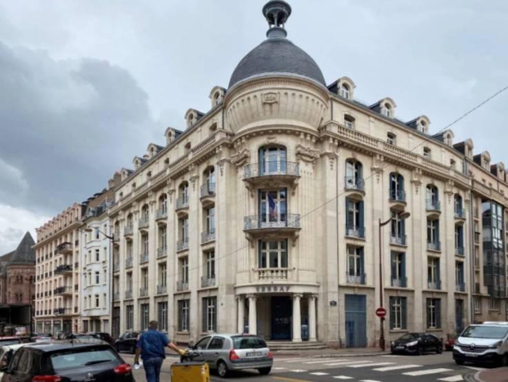 La Foncière de Transformation Immobilière et Logiest vont transformer le siège de l'URSSAF à Metz