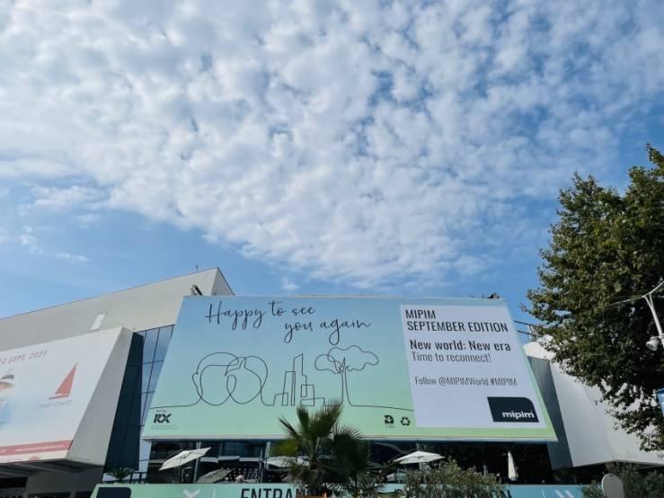 Le Mipim 2021 s'est tenu à Cannes, les 7 et 8 septembre. © CFNEWS IMMO