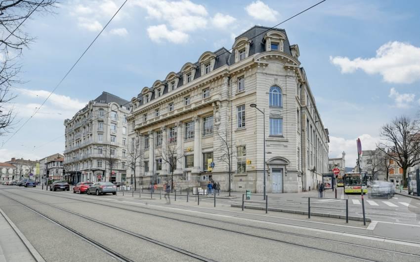 Une RSS sera développée sur ce site historique de La Poste, à Saint-Étienne.