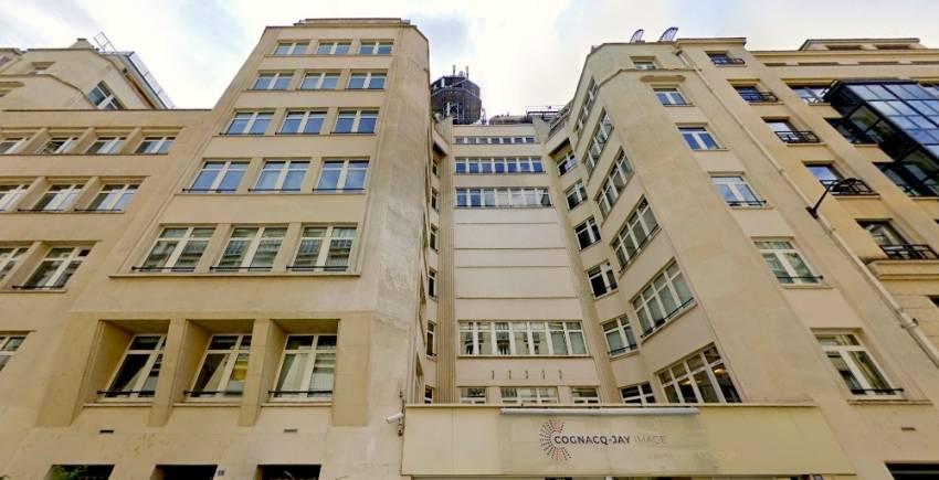 L'ensemble du 13-15 Cognacq-Jay, Paris 7. © Google Maps