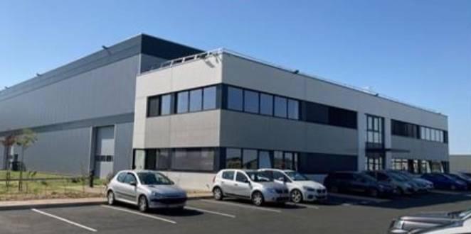 L'entrepôt de LISI Aerospace Cargo à Saint-Maur.