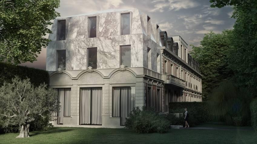 La rénovation d'un centre médical pour enfants à Boulogne Billancourt, financée en partie par Baltis Capital.
