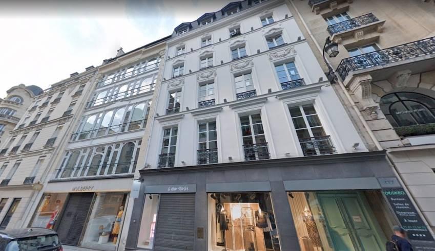 Les 275 et 277 rue Saint-Honoré. © Google Maps