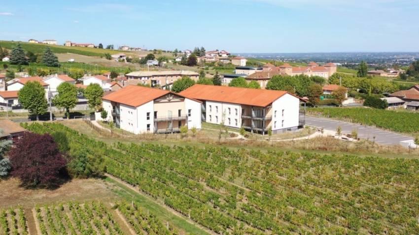 La Maison de Blacé, développée par © La Maison Blandine.