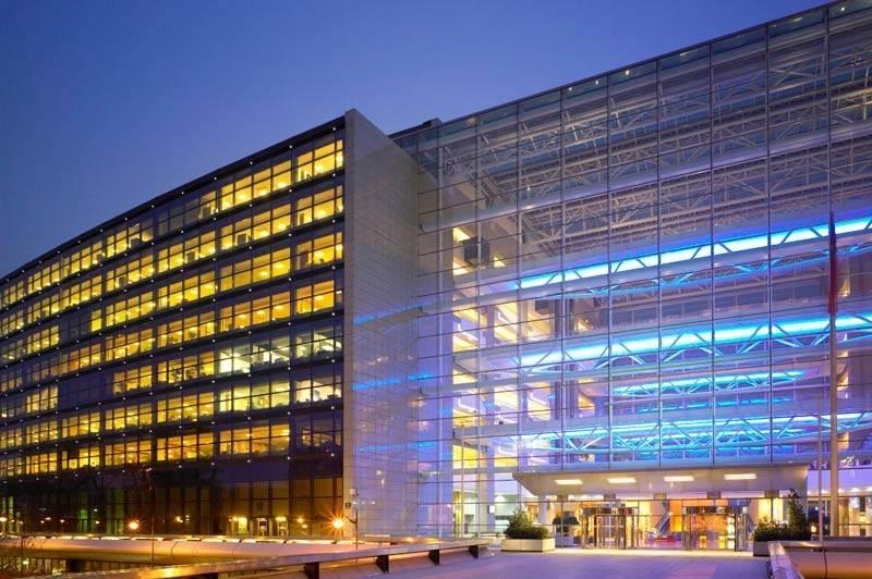 Le Lumière, plus grand ensemble tertiaire de paris situé à Bercy.