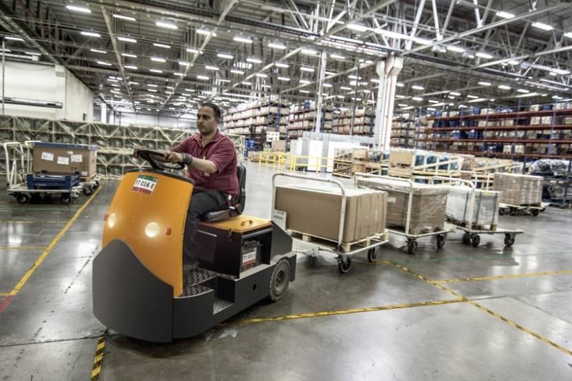 La logistique est devenue l'un des actifs les plus prisés par les investisseurs.