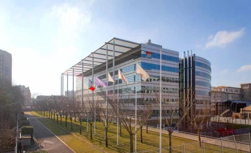 Omega, le siège d'Alstom à Saint-Ouen. © Primonial REIM