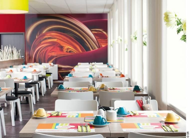 L'Ibis Styles Arnsberg Sauerland, en Allemagne.