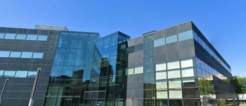 Deux immeubles situés dans le Leiden Bio Science Park aux Pays-Bas