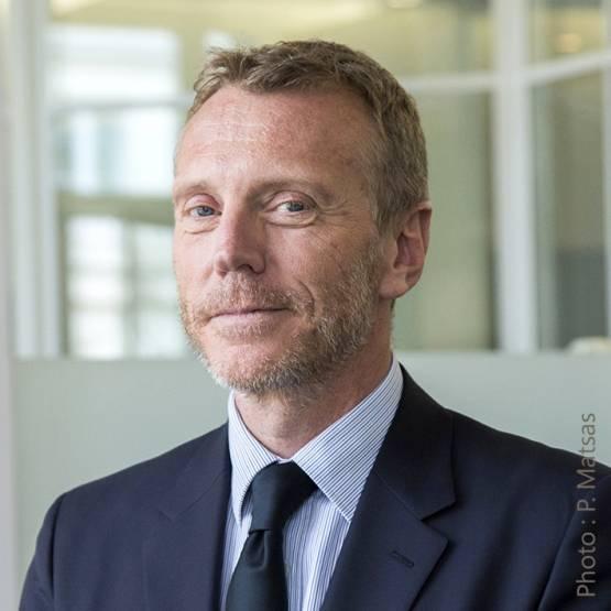 Laurent Fléchet, directeur général délégué du groupe Primonial © P. Matsas