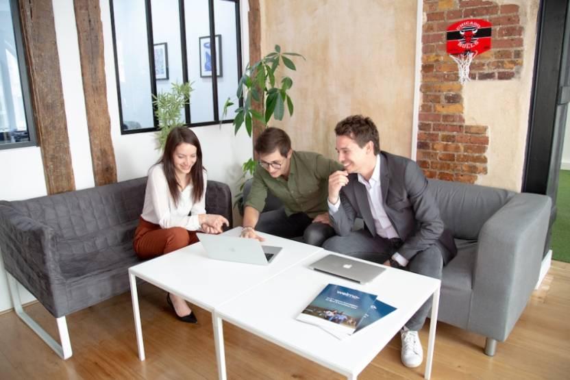 Welmo veut devenir la référence de la digitalisation du secteur immobilier.