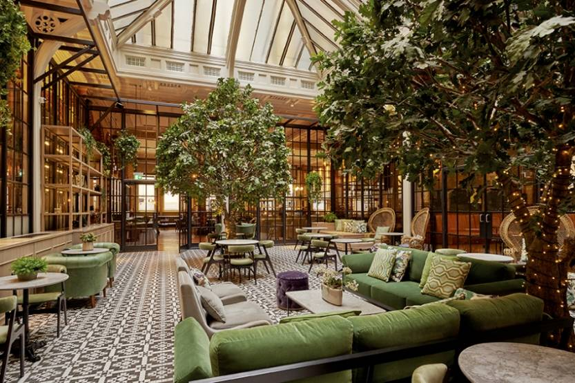 Un établissement détenu par Covivio Hotels à Manchester, UK. © Covivio