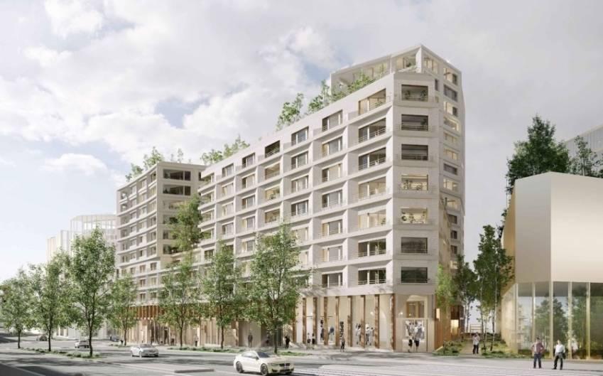 Gecina acquiert du logement à Bordeaux.