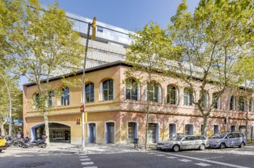 Calle Llacuna 10-20, à Barcelone, quartier 22@