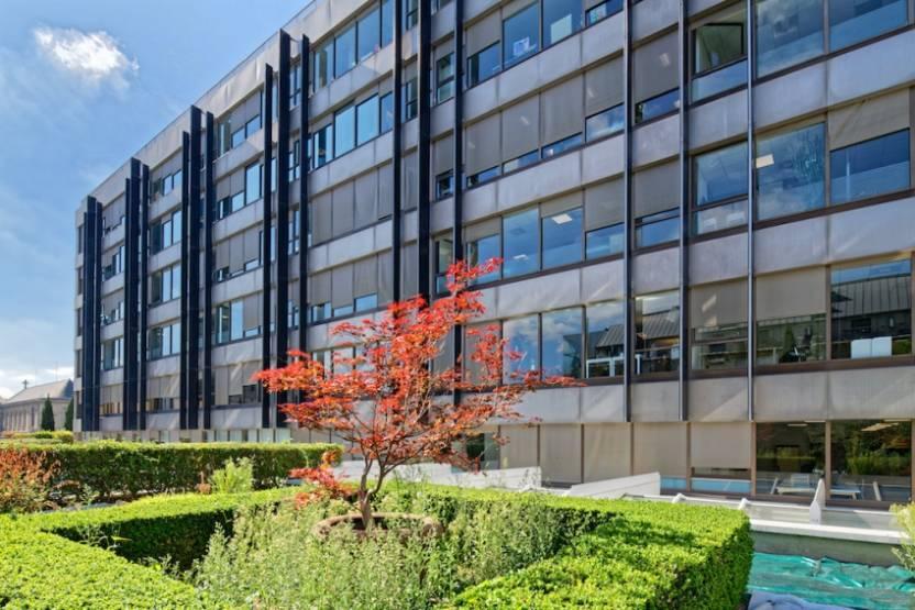 Le One Monceau, siège de Neuflize OBC dans le QCA de Paris. © Cyrille Dubreuil