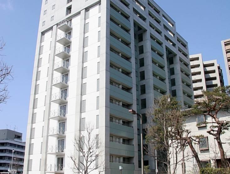 L'une des tours résidentielles achetées par Axa IM Alts au Japon.