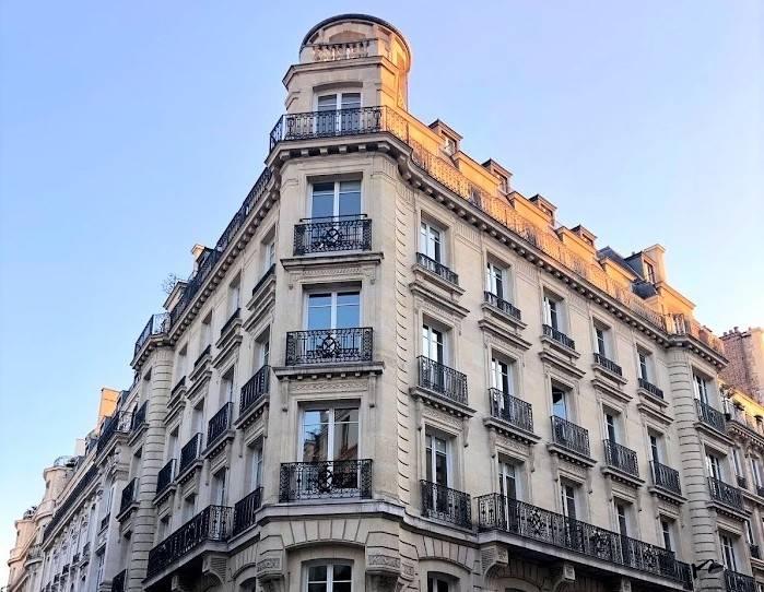 Le 17 rue d'Astorg, à Paris.