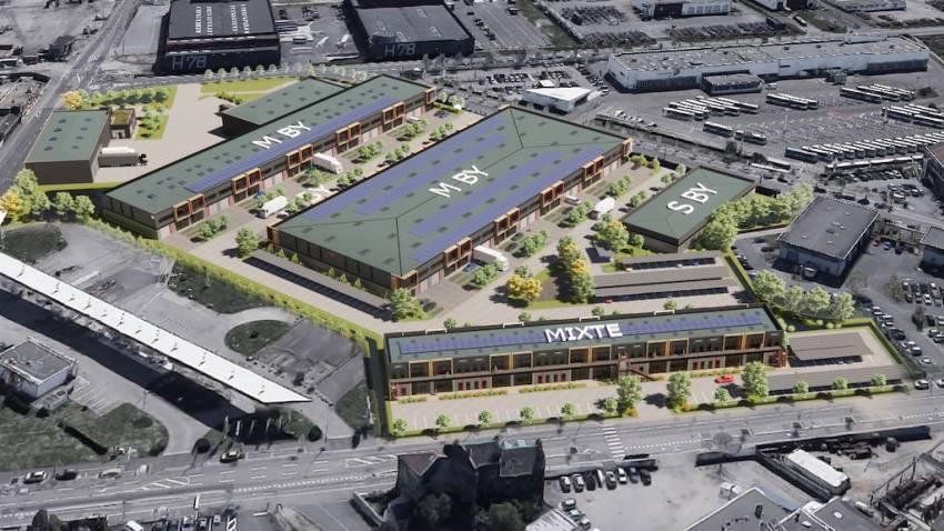 Le projet de développement du Veellage du Havre.