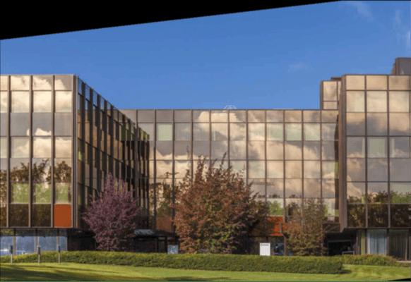 L'immeuble de Pau acquis par Novaxia Investissement.