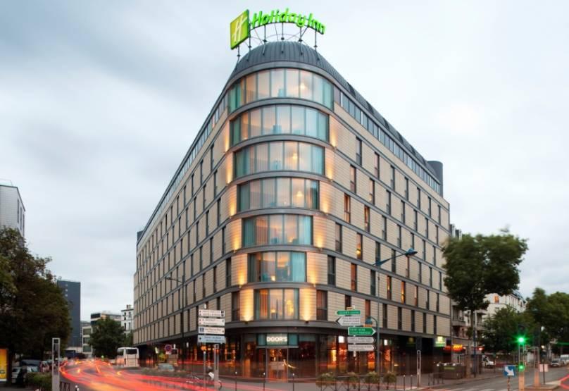 Le 4* Holiday Inn Paris-Porte de Clichy.