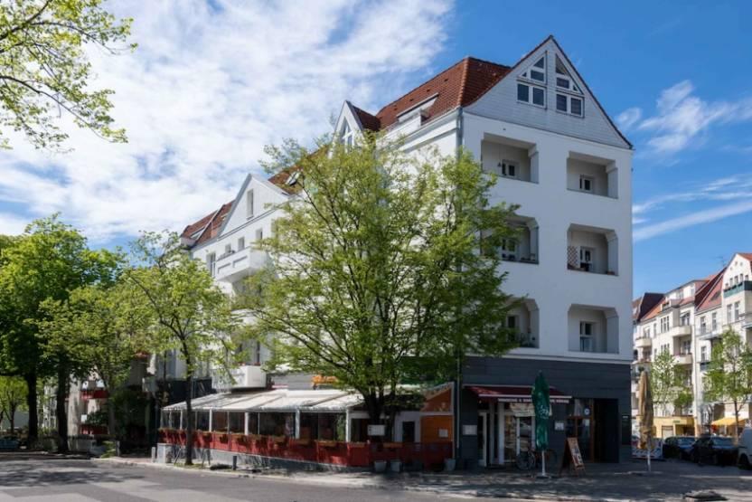L'un des logements du portefeuille berlinois.