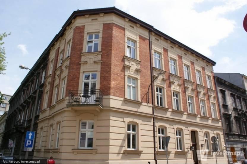L'immeuble de bureaux entièrement loué à Cracovie.
