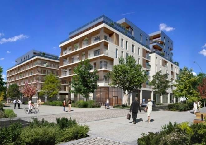 La résidence développée par LNC à Rueil-Malmaison