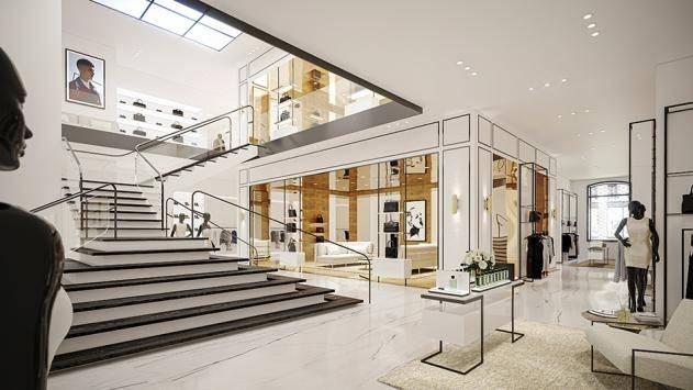 Vue intérieure du projet Renaissance. © Ardian Real Estate.