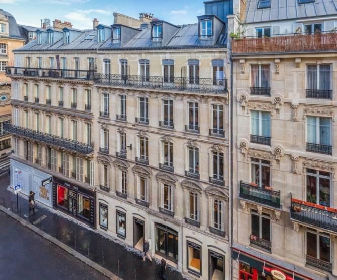 Le 36 Arcade, Paris 8.