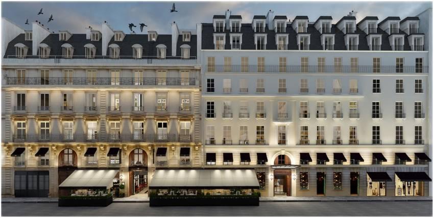 Le Sofitel Paris Le Faubourg. © Accor