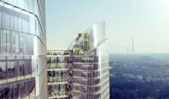 The Link à La Défense, le futur siège de Total construit pour 1 Md€.