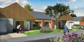Un village résidentiel pour séniors à Bourges